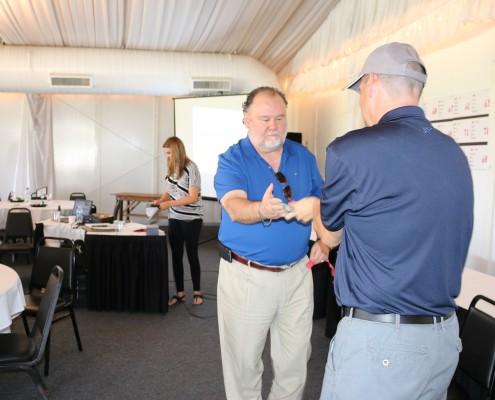 Gregory Torrez donates back his 5050 raffle winnings