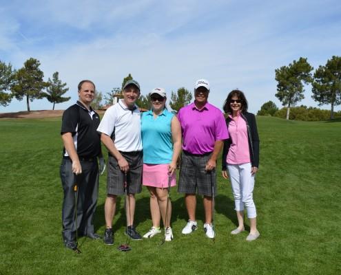 Jason Bennett, Mr. & Mrs. Abe Schlott, Todd Day and Sally Voyles