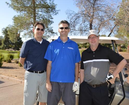 Jim Norton, Scott Brittingham, Tyler Carpenter