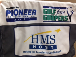 Thank You HMS Host Flag Sponsorship!